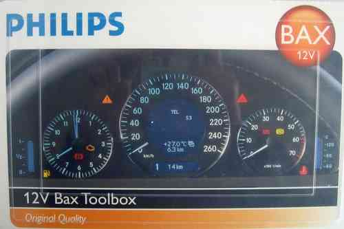 12V PHILIPS Bax Toolbox