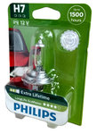 H7 PHILIPS Long Life Eco Vision 12972LLECOB1